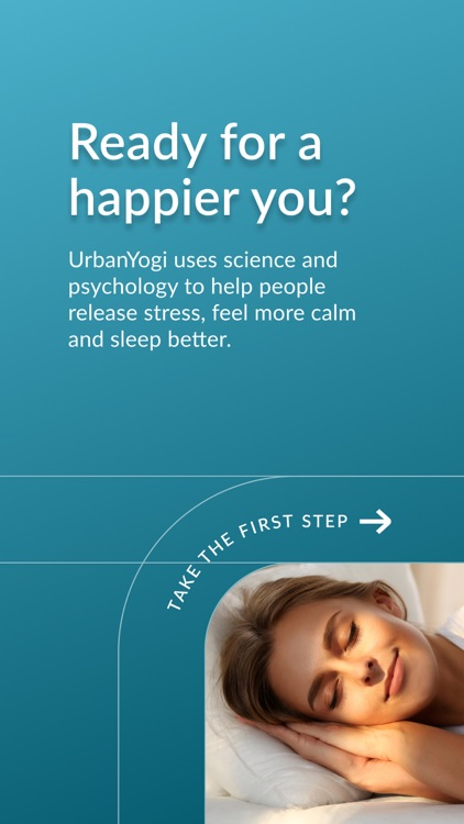 UrbanYogi : Meditation & Sleep