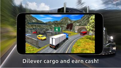 3D Truck Driveのスクリーンショット1