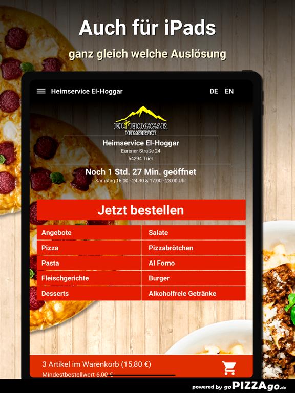 Heimservice El-Hoggar Trier screenshot 7