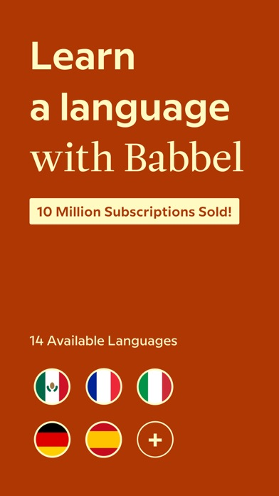 Babbel - Language Learningのおすすめ画像1
