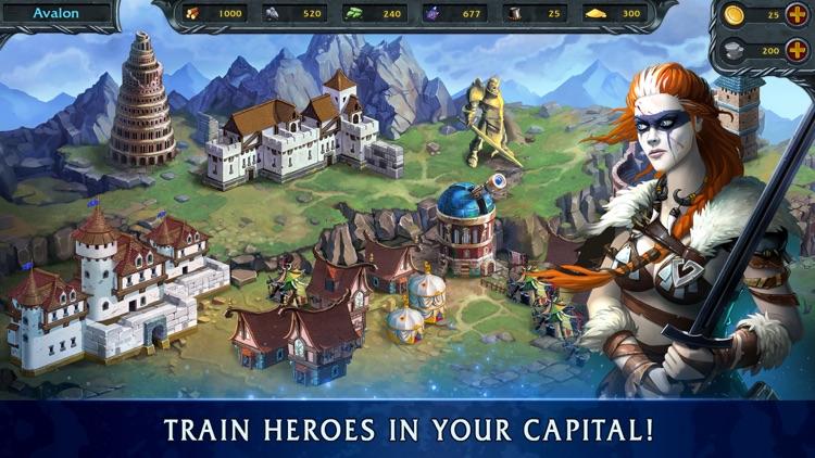 Heroes Of War Magic screenshot-3
