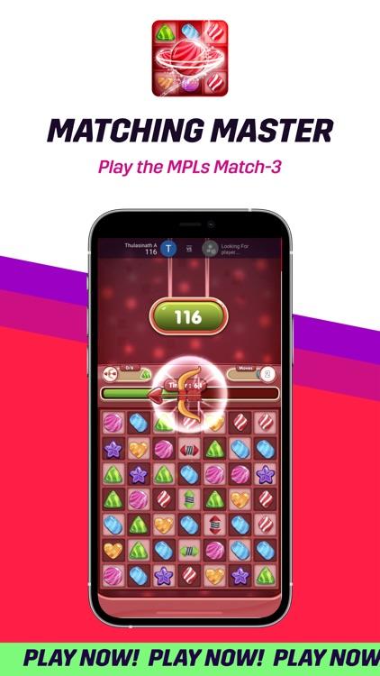 MPL: Play Games Win Real Money screenshot-8