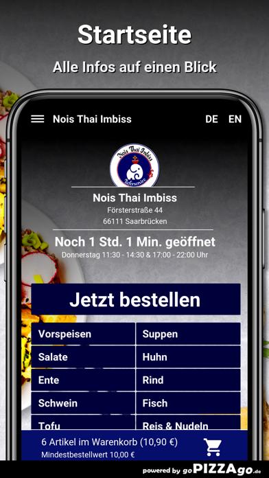 Nois Thai Imbiss Saarbrücken screenshot 2