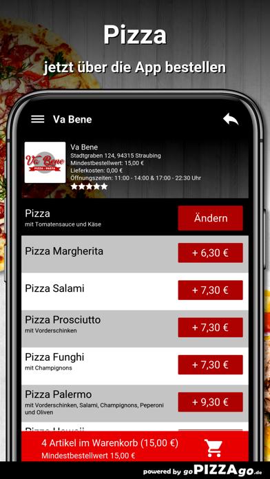 Va-Bene Straubing screenshot 5