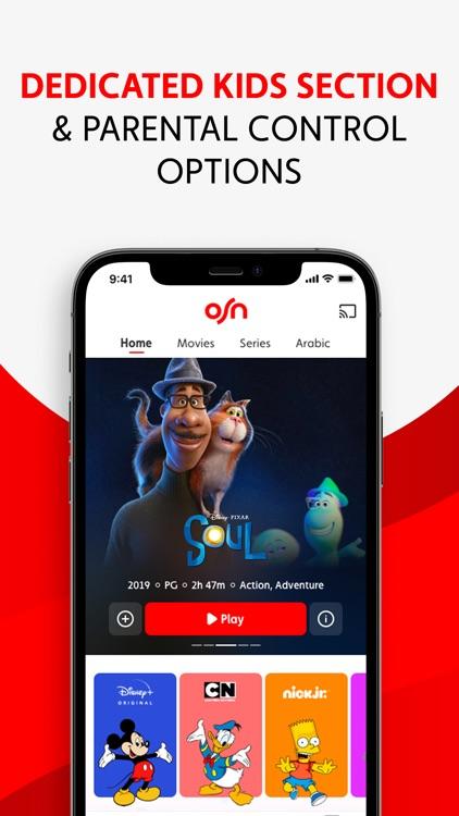 OSN - Streaming App screenshot-4