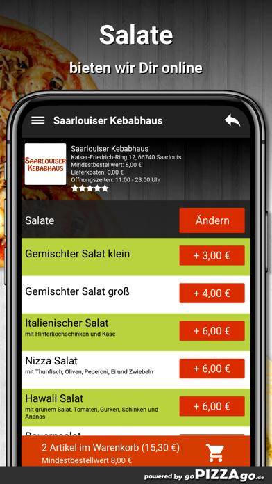 Saarlouiser Kebabhaus Saarloui screenshot 1