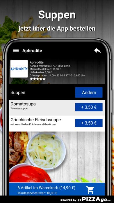 Aphrodite Berlin screenshot 6