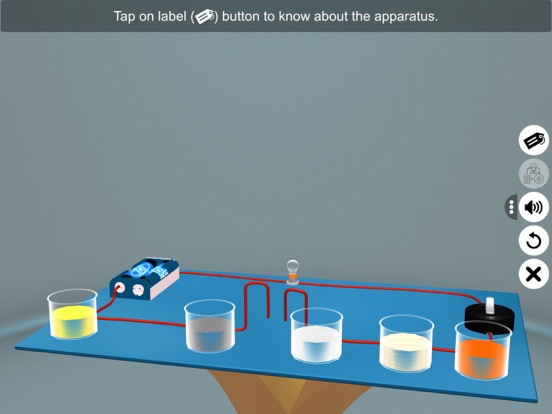 Electric Conduction in Liquids screenshot 10
