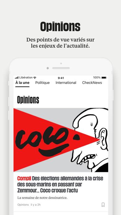 Libération: Info et Actualitésのおすすめ画像6
