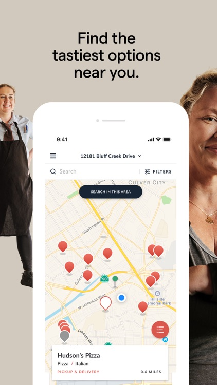 ChowNow: Local Food Ordering