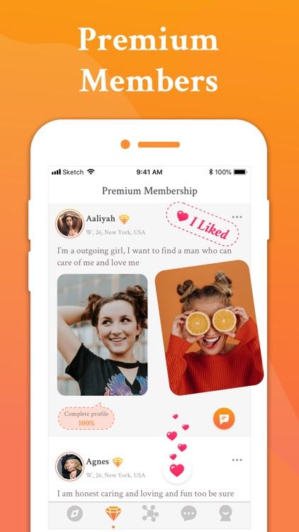Curvy Dating App - HuntX