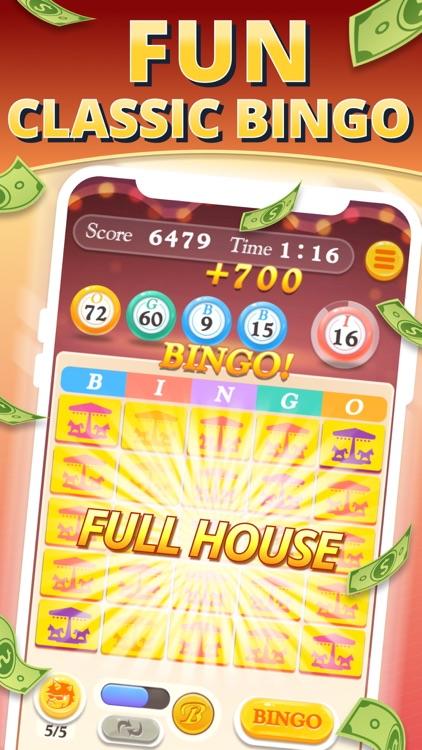 Daub Cash: Real Money Bingo screenshot-0