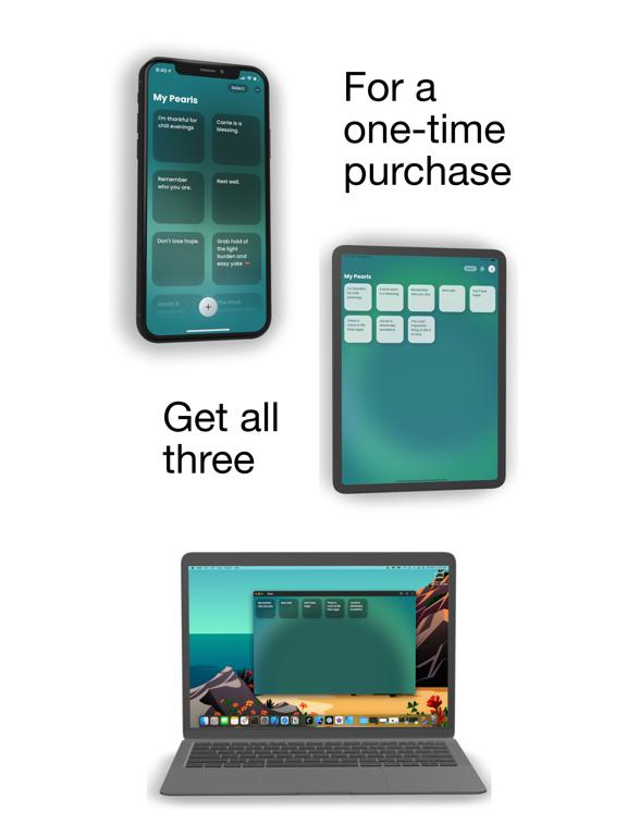 Pearl: Wellness Reminders screenshot 6
