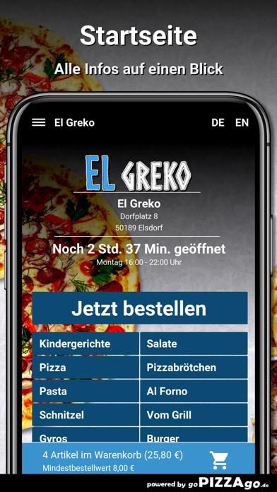 El Greko Elsdorf screenshot 2