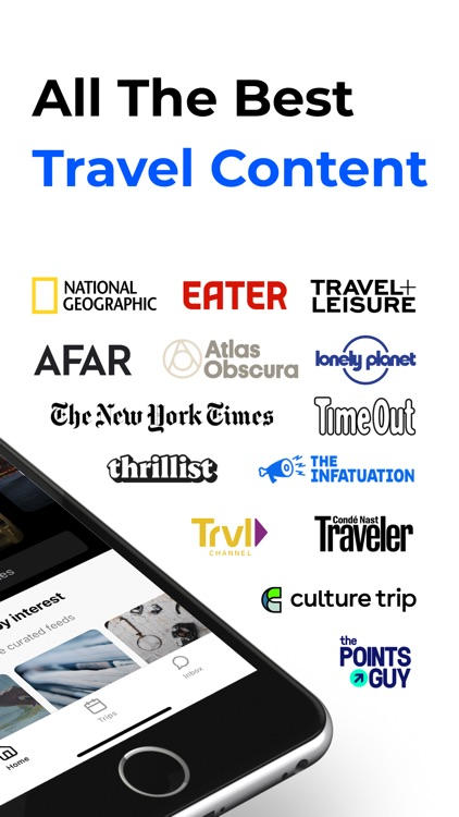 Trip Scout - My Travel Planner