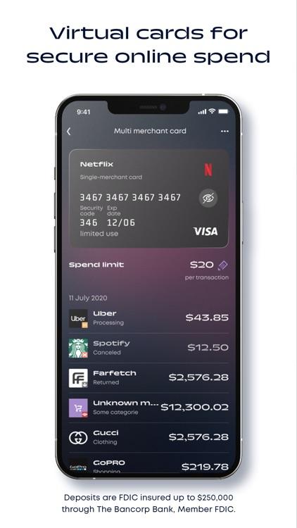 OXYGEN: Mobile Banking screenshot-8