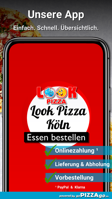 Look Pizza Köln Ehrenfeld screenshot 1