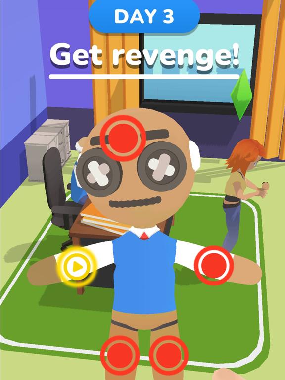 Voodoo Doll iPad app afbeelding 6