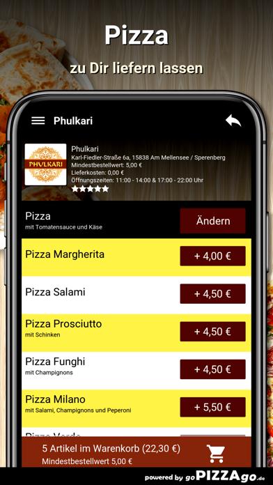 Phulkari Am Mellensee screenshot 5