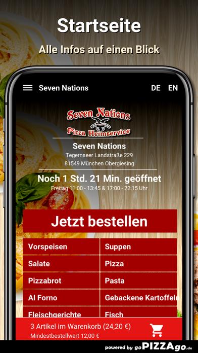 7 Nations München Obergiesing screenshot 4