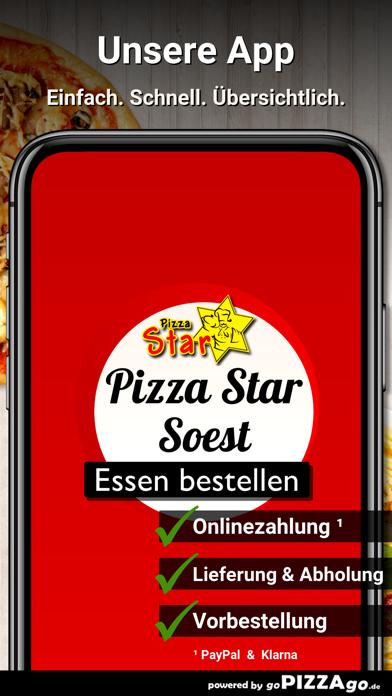 Pizza Star Soest screenshot 1