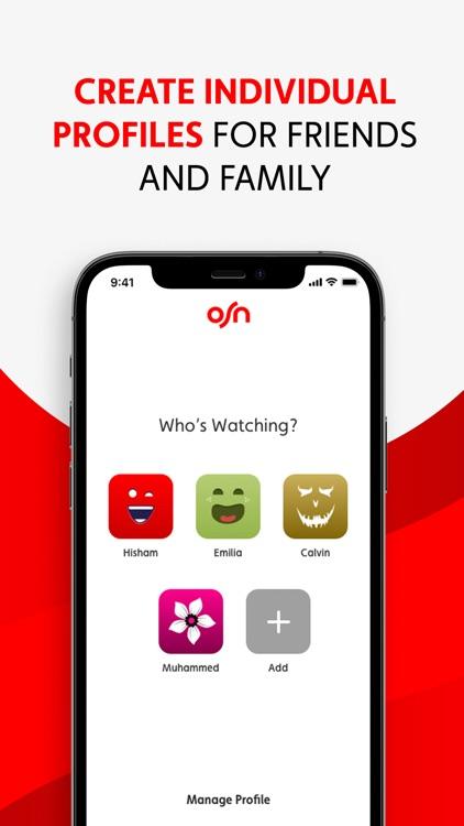 OSN - Streaming App screenshot-3