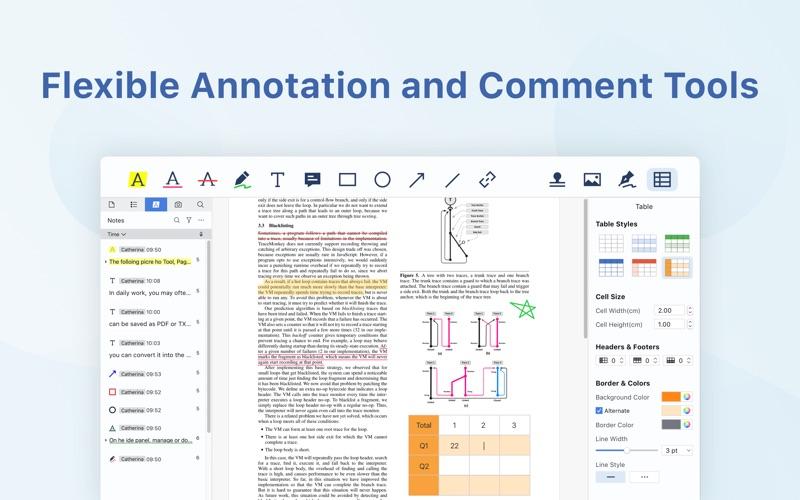 PDF Reader Pro - Edit,Sign PDF Screenshots
