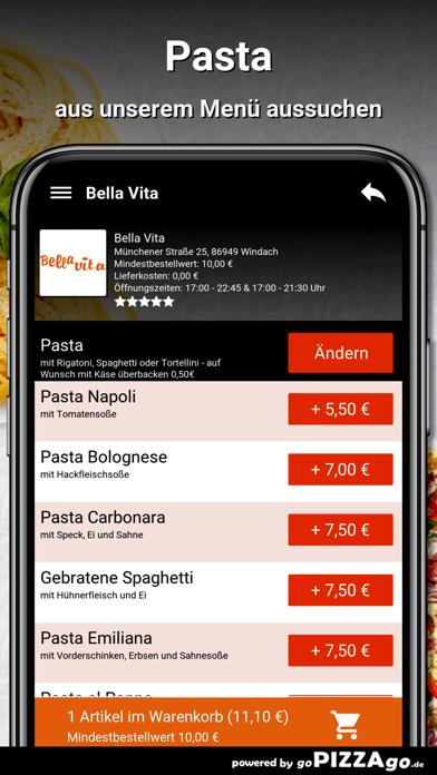 Bella Vita Windach screenshot 5