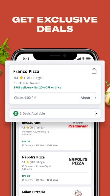 Slice–Pizza Delivery & Pick Up screenshot-3