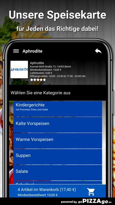 Aphrodite Berlin screenshot 4
