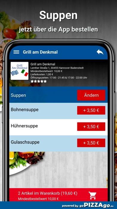 Grill am Denkmal Hannover screenshot 6