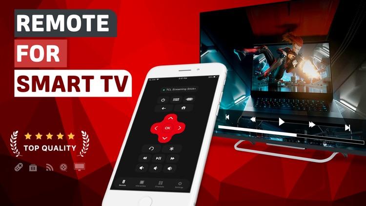 Remote for Smart TV