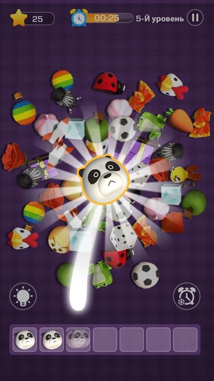 Мастер матча 3D-Обычная игра