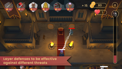 Defend the Crown screenshot 5