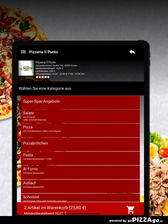 Pizzeria Il Punto Essen screenshot 8