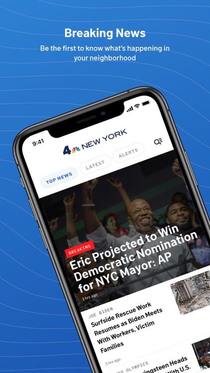NBC 4 New York: News & Weather screenshot-0