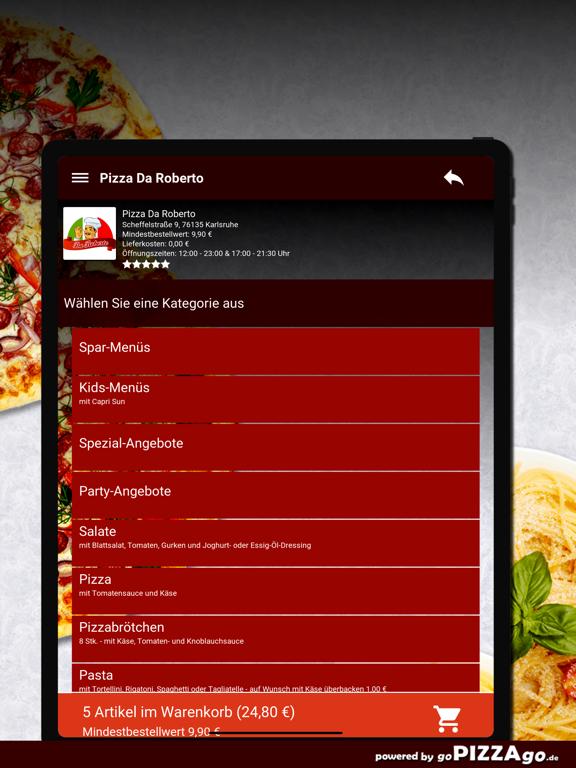 Pizza Da Roberto Karlsruhe screenshot 8