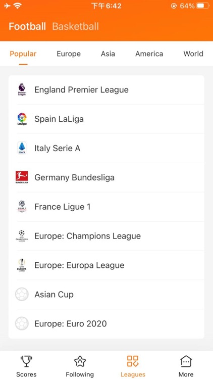 HiScore - Best Live Scores App screenshot-3