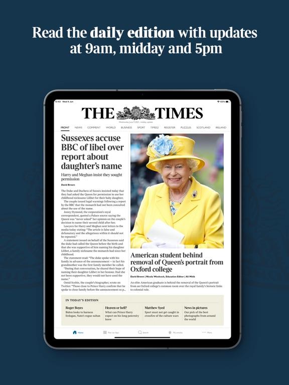 The Times of Londonのおすすめ画像2