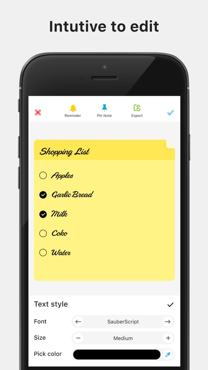 Color Note - Notepad