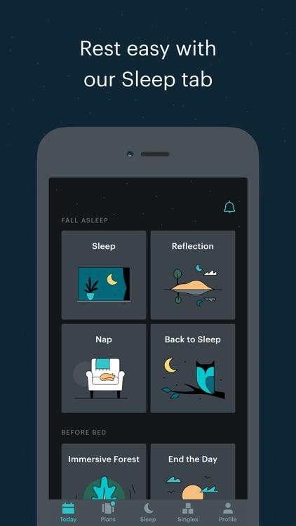 Balance: Meditation & Sleep screenshot-3