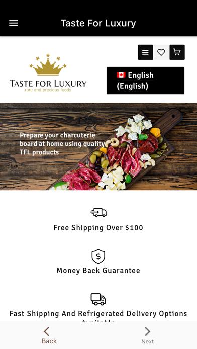Taste For Luxury紹介画像1