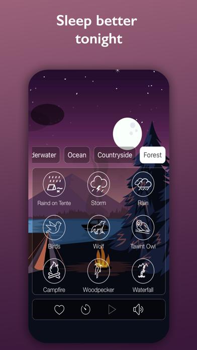 Calm Sounds screenshot 2