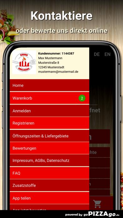 Kadoo Grillhaus Pforzheim screenshot 3