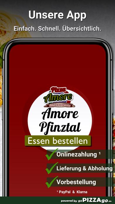 Pizza Amore Pfinztal screenshot 1