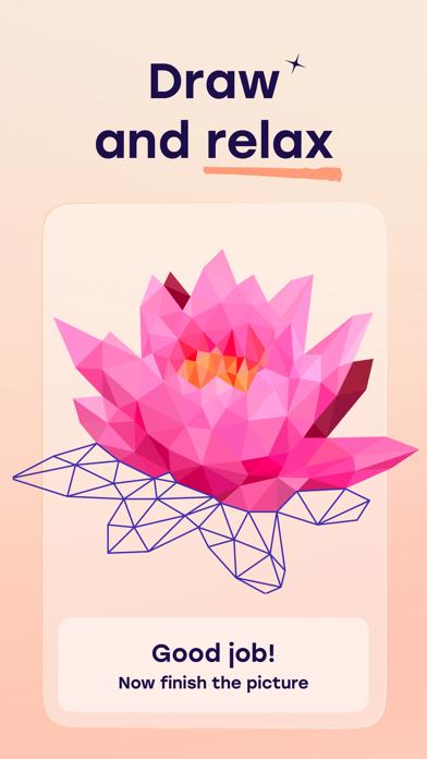 Star Art: Drawing & Relaxing screenshot 1
