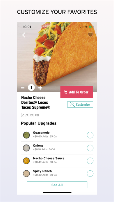 Download Taco Bell - For Our Fans for Android