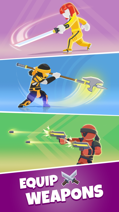 Match Hit - Puzzle Fighter screenshot 3