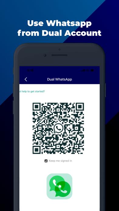 Hide My App : Dual WhatsApp