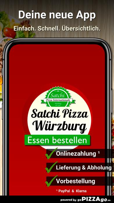 Satchi Pizza Würzburg screenshot 1